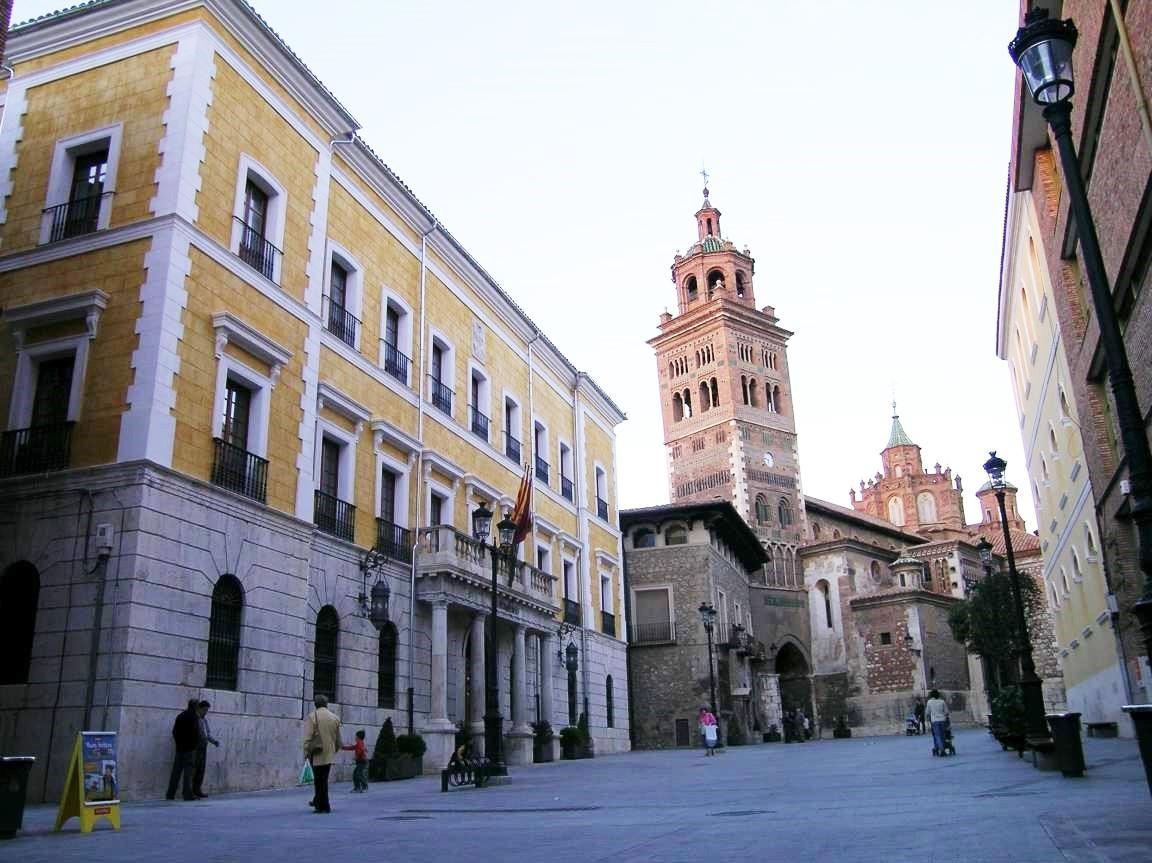 La catedral de Teruel